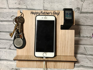 Father's Day Bedside Organiser