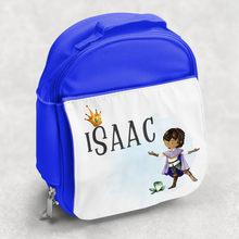 Princess/Prince Personalised Kids Insulated Lunch Bag
