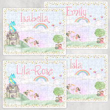 Princess Fairytale Personalised Jigsaw Various Sizes & Pieces