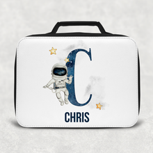 Space Alphabet Personalised Insulated Lunch Bag