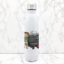 Teacher Thank You Personalised Travel Flask
