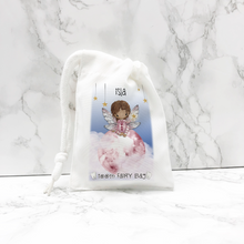 Baby Fairy World Personalised Tooth Fairy Bag
