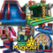 A selection of inflatable products from Magic Air Inflatables