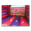 12x15 Bouncy Castle - Unicorn / Princess Theme (Red/Purple)
