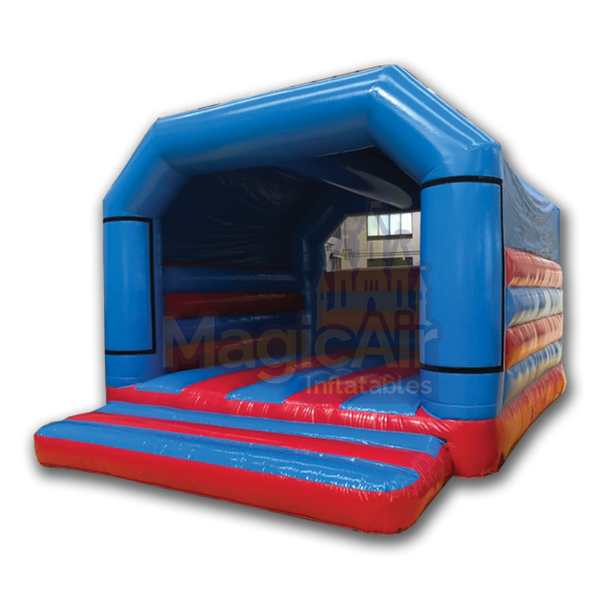 All Ages Bouncy Castle with Velcro Artwork Panels