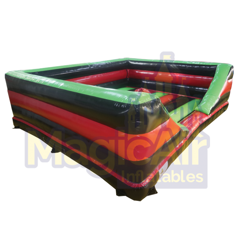 Gladiator Duel - 2 Player  Enclosed Version (Black/Red/Green)