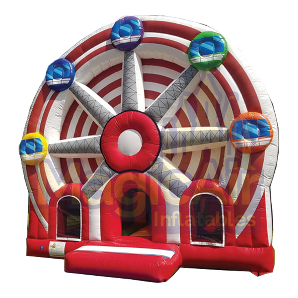 3D Ferris Wheel - Mega Bounce & Slide - Custom Order