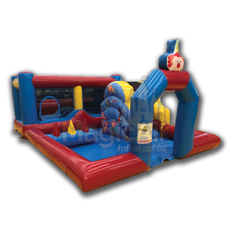 Circus Theme Playzone