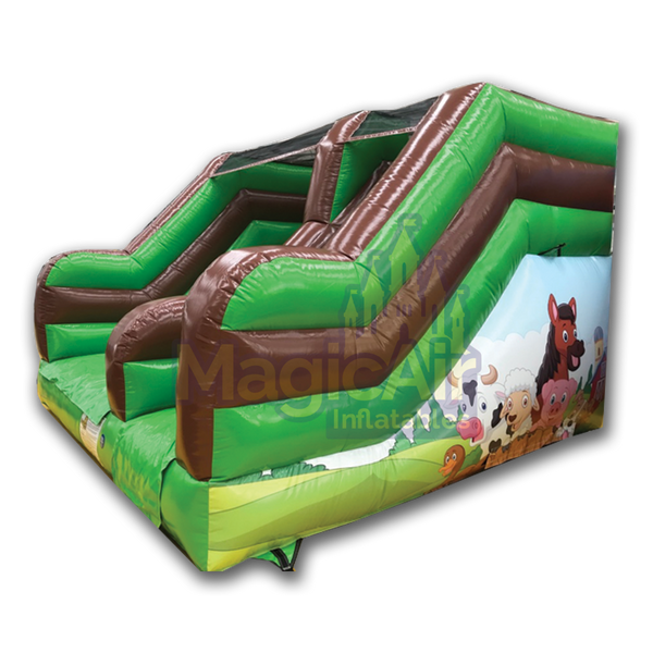 Toddler Slide- Farm Yard Theme