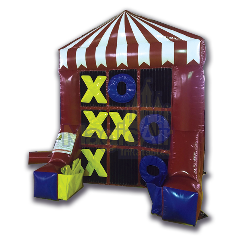 Inflatable Noughts & Crosses / Connect 4 Game