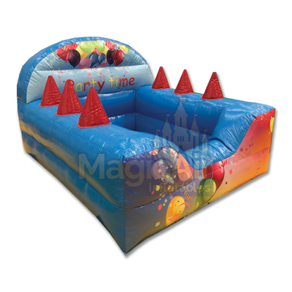 Mini Ball Pond - Party Time Theme