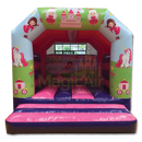 12x15 Bouncy Castle - Unicorn / Princess Theme (Pink/Purple)