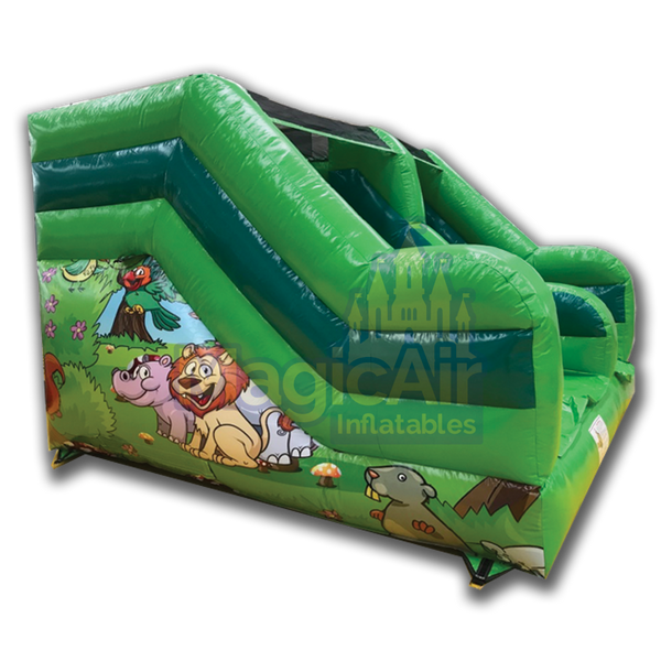 Toddler Slide - Jungle Theme