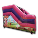 Toddler Slide- Princess Theme - Pink & Purple