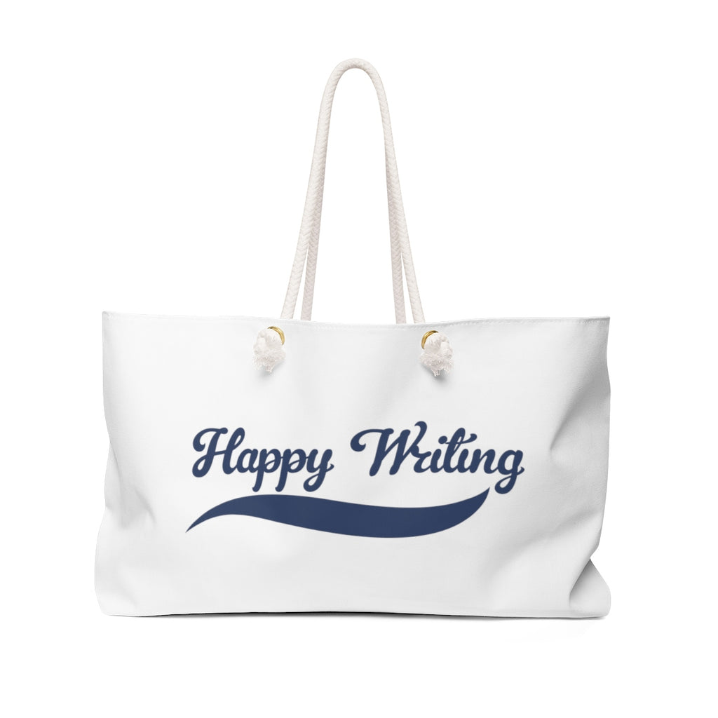 Creative writing courses at The Novelry - weekender bag