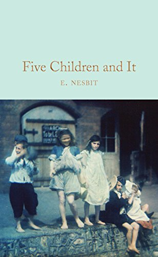 Five Children and It - creative writing course