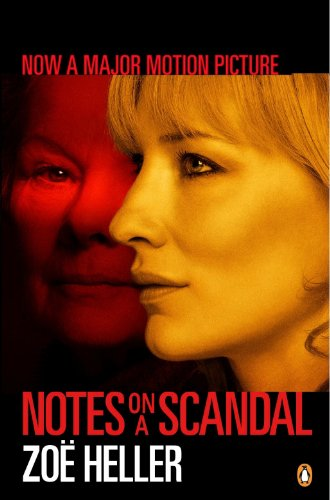 Notes on a Scandal - creative writing course