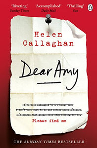 Dear Amy: The Sunday Times Bestselling Psychological Thriller - creative writing course