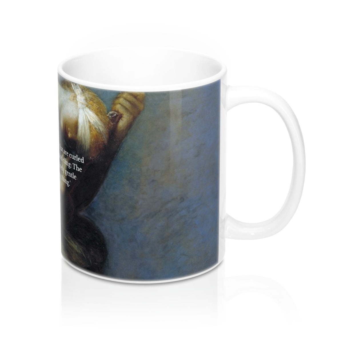 The Eliot Mug - creative writing course
