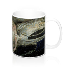 The Blake Mug - creative writing course