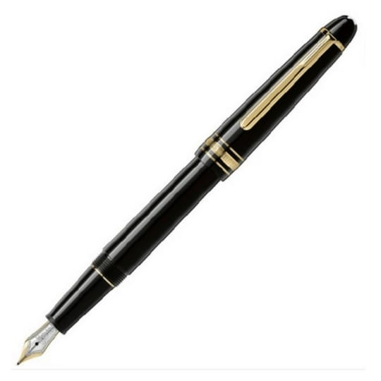 Montblanc Meisterstuck 145 Classique Gold Plated - creative writing course