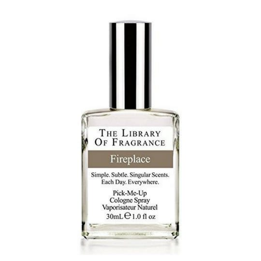 The Library of Fragrance Fireplace 30ml - creative writing course