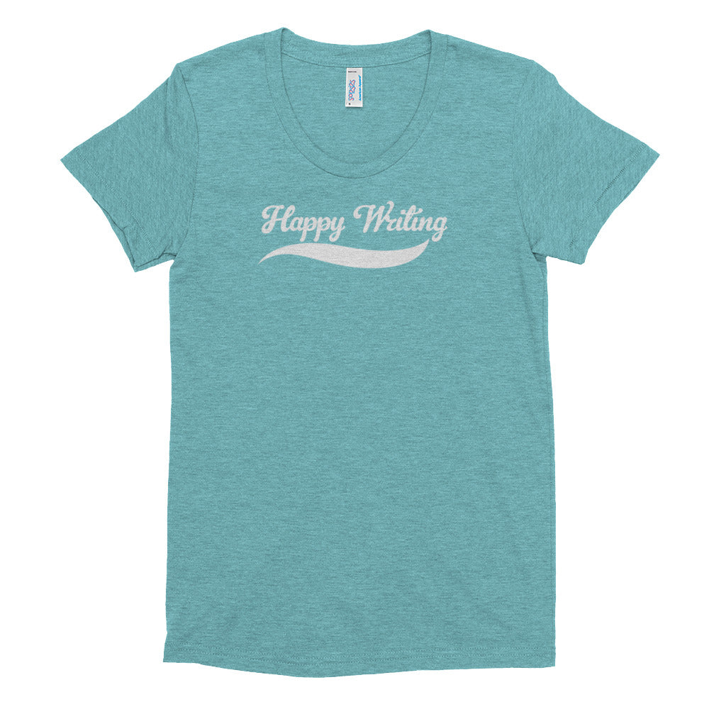 Happy Writing - Our Favourite Women's T-shirt
