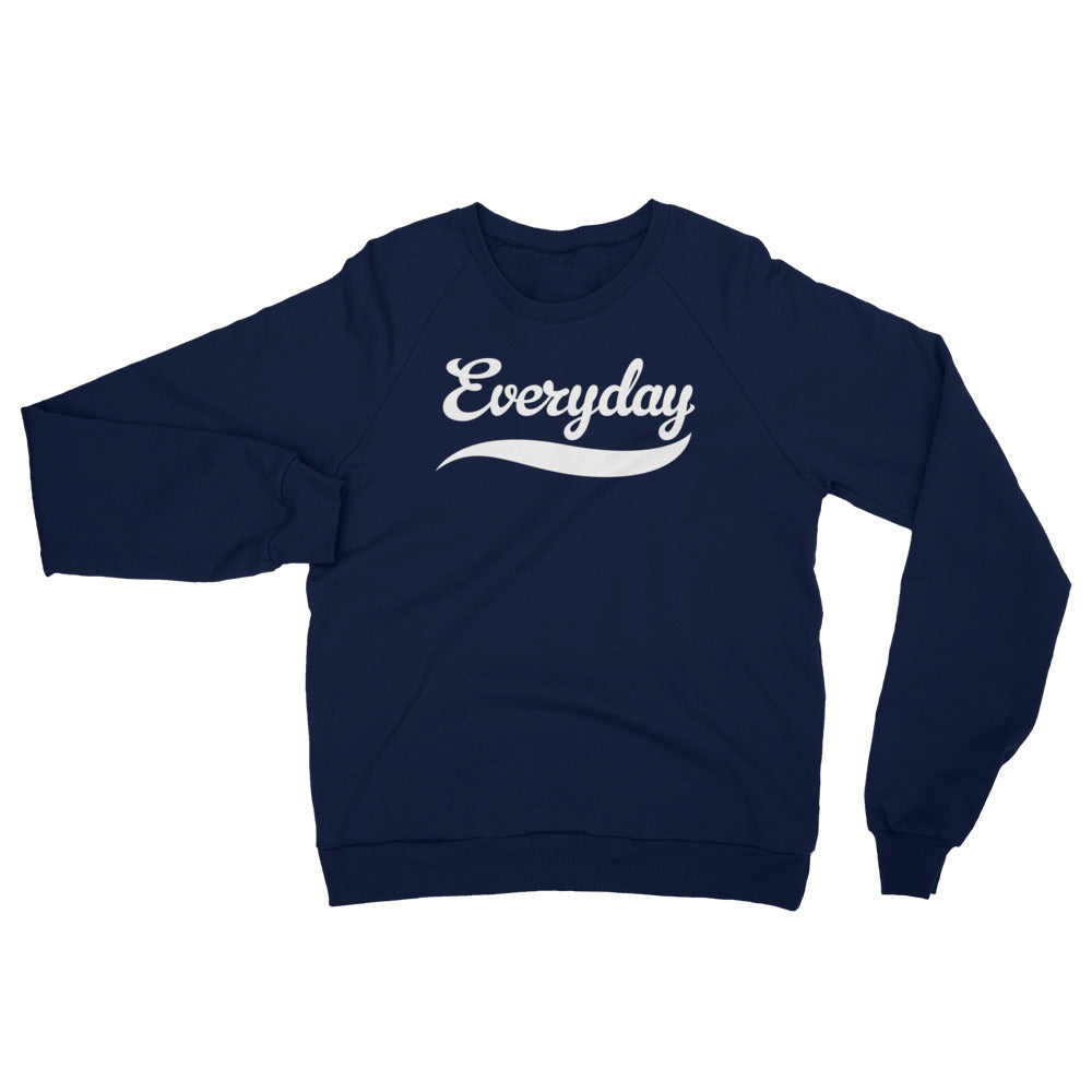 Everyday I Write the Book Sweatshirt