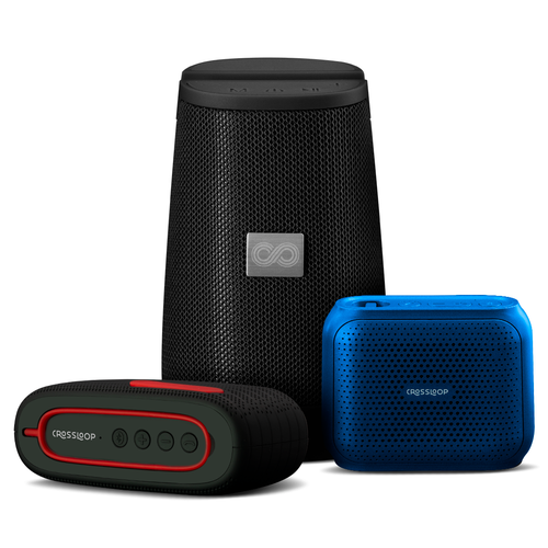 Crossloop Bluetooth Speakers