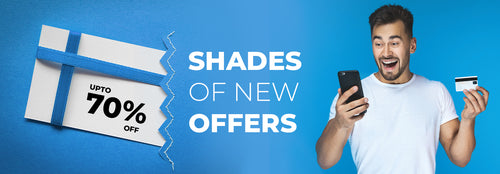 Crossloop Offers Banner- A shade of new offers