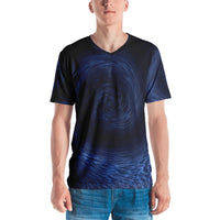 Nautilus by major K t-shirt (V-neck)