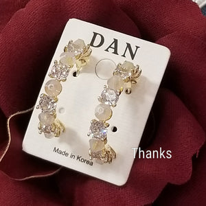 #Thanks #earrings