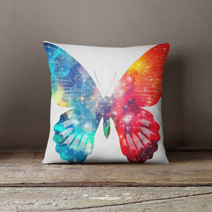 Cosmic Butterfly Space Galaxy Pillowcase - THANKSNET