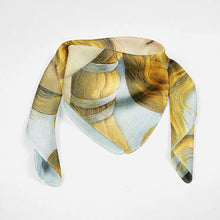 Birth Of Venus Silk Scarf Bandana Scarf Silk - THANKSNET