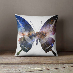 Butterfly Universe Space Galaxy Pillowcase - THANKSNET