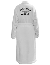 Robe-Best Dad In The World - THANKSNET