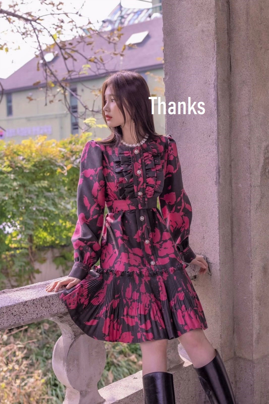 #Thanks #Dress