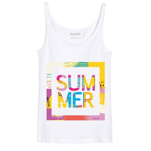 "T-Shirt / Tank Top ""Summer"" - THANKSNET"