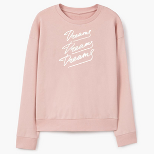"Sweatshirt ""Dreams"" - THANKSNET"