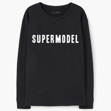 "Sweatshirt ""Supermodel"" - THANKSNET"