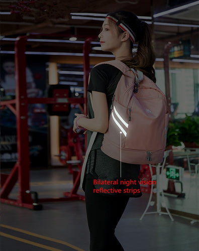 Travel Organizer Pouch Fitness Backpack - THANKSNET