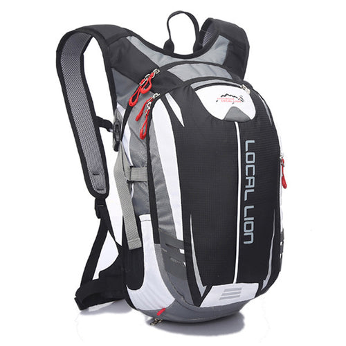 18L Climbing Hiking Breathable Outdoor Cycling Backpack Riding Bicycle - THANKSNET