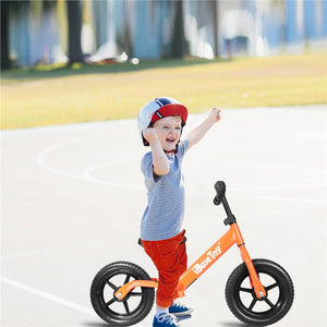 No-Pedal Balance Bike for Kids Sport Walking Bicycle With Adjustable Handlebar - THANKSNET