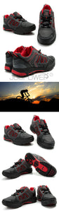 Non-slip Breathable Athletic Bicycle Shoes Sapatos ciclismo - THANKSNET