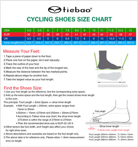 Hook & Loop Fasten Bicycle Shoes Compatible With SPD Cleat - THANKSNET