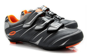 Professional Cycling Shoes Self-Locking Breathable Nylon-Fibreglass - THANKSNET