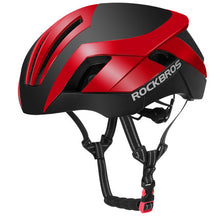 EPS Reflective Bike Helmet 3 in 1 MTB Road Bicycle Men's Safety Light Integrally-Molded Pneumatic - THANKSNET