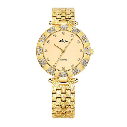 Lady Bracelet Wrist Watch - THANKSNET