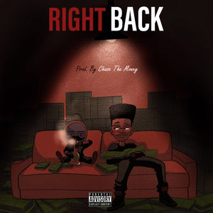 "Mr. Lock ""Right Back"" Tee"
