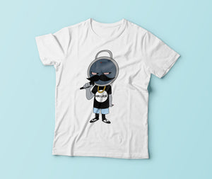 "Mr. Lock ""Smoky"" Tee"